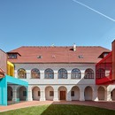 Public Atelier + FUUZE: Expansion of Vřesovice school