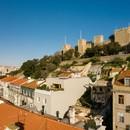 Bak Gordon: House in rua Costa do Castelo, Lisbon