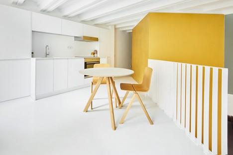 Raúl Sánchez: Tibbaut Duplex in Barcelona's El Raval district