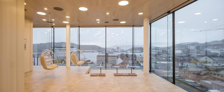 Bodø's new town hall designed by Atelier Lorentzen Langkilde