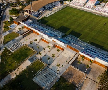 Mazzanti: Expansion of Romelio Martinez stadium, Barranquilla