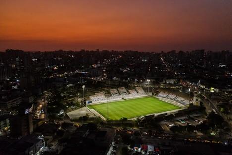 Mazzanti: Expansion of Romelio Martinez stadium, Barranquilla