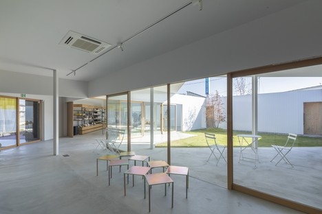 Tato Architects: house with office in Hofu