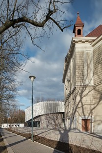 Qarta architektura: Auditorium of the College of Polytechnics, Jihlava