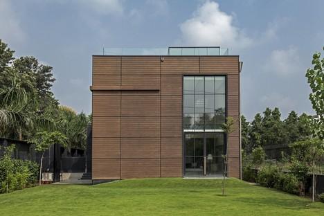 Architecture Discipline's Palm Avenue: going back to nature in New Delhi