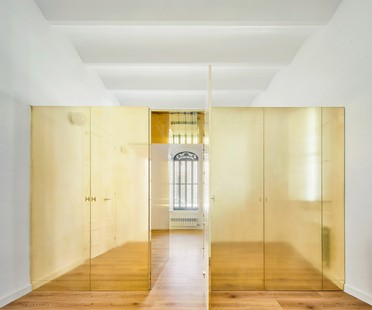 Raúl Sánchez: The Magic Box Apartment in Barcelona