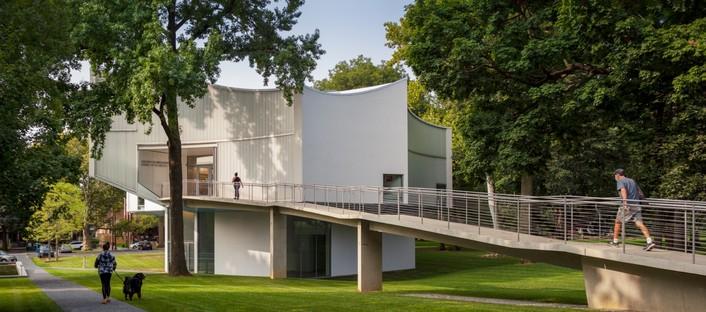 Steven Holl: Winter Visual Arts Building in Lancaster, Pennsylvania