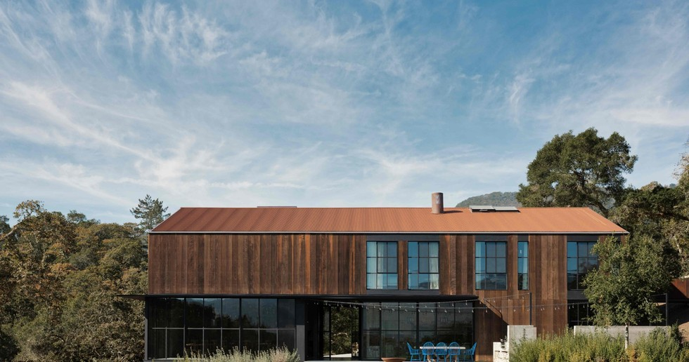 Faulkner: Big Barn, a holiday bunkhouse in the Napa Valley