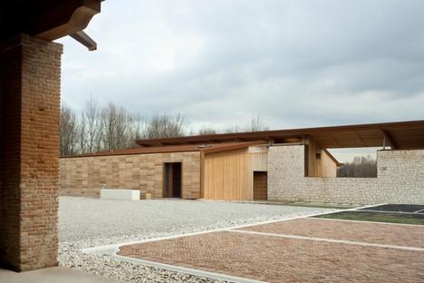 Traverso-Vighy: Corte Bertesina in Vicenza, Italy