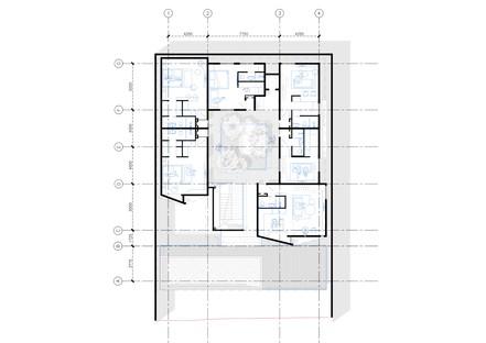 DDAP Architect: Ruang Tekuni Apartment in Seminyak, Bali