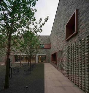 Neri & Hu's Junshan Cultural Centre