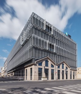 Qarta Architektura: Five, former tram deposit in Smíchov, Prague