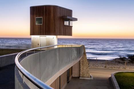 The Scarborough Beach Life Saving Club by Hames Sharley