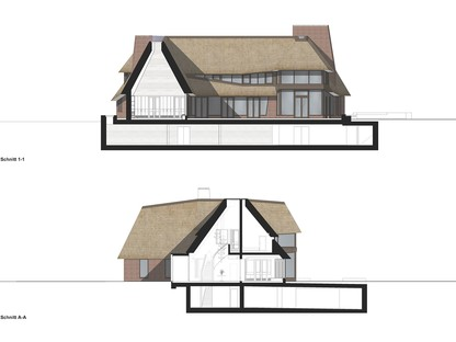Hubschmitz Architekten designs a