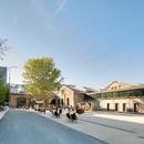 Atelier Brückner: Restoration of Stuttgart's Wagenhallen