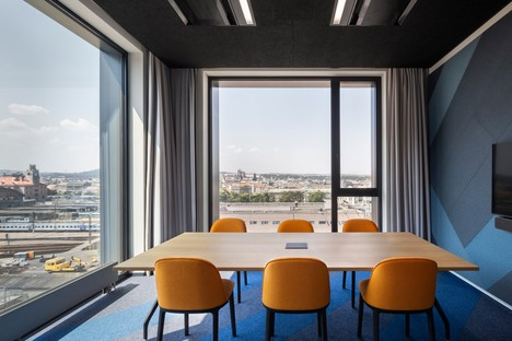 Perspektiv: Offices for FEG - Fortuna Entertainment Group in Prague