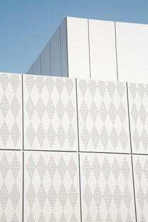 Quai 5160, Verdun's new cultural centre designed by FABG of Canada