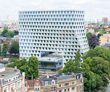 Xaveer De Geyter: Administrative offices of the Province of Antwerp