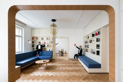 No Architects: Apartment in Dejvice, Prague