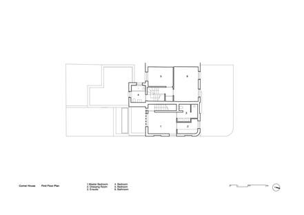 31/44 Architects: Corner House in Peckham, London
