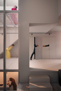 MSO – PLAY/PAUSE by Jean Verville combines theatre with residential architecture