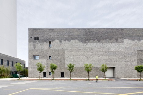 Neri&Hu: Schindler City, Schindler offices in Jiading, Shanghai