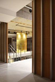 The Playhouse by Pan-Projects, renovation project in Tokyo's Aoyama fashion district
