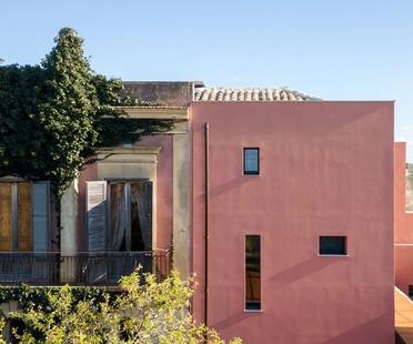 Salvatore Oddo: Casa Fevi in the countryside outside Trapani
