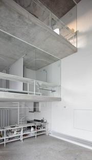 Bureau: Dodged House, a home for an architect, Lisbon