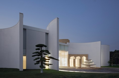 aoe has constructed the world's first Sino-Italian cultural exchange centre in Chengdu, China