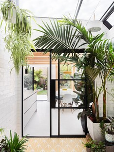 """Architect Amos Goldreich has designed an extension for a """"House for a Gardener"""" in Stroud Green, London"""