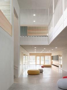 Innauer Matt Architekten: Am Engelbach Kindergarten, Lustenau