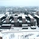 JKMM: Hospital Nova in Jyväskylä, city of health