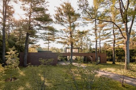 Chevalier Morales' Residence de l'Isle: a perfect square