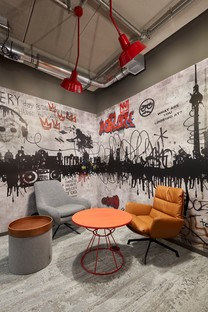 RTL chooses Swiss studio Evolution Design for its new offices in Berlin