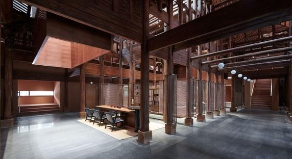 Neri & Hu: The Relic Shelter, teahouse in Fuzhou, China