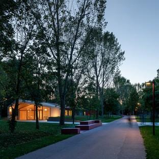 Arbau: Redevelopment of Centro Soranzo, Forte Rossarol, Venice