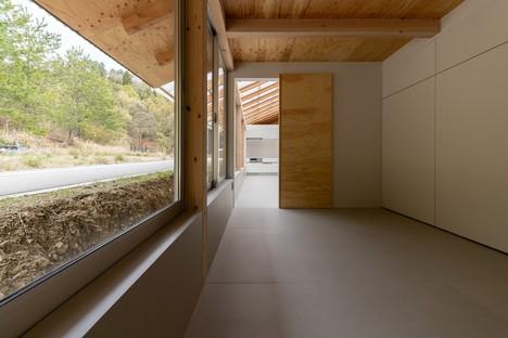 Minohshinmachi House, economical beauty designed by Yasuyuki Kitamura