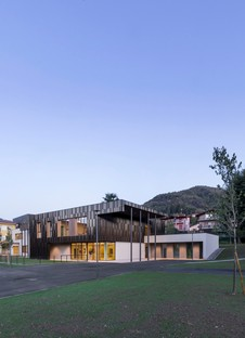 The new Integrated Day Centre in Nembro is the work of Remo Capitanio