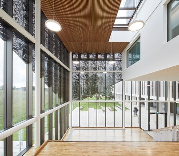 John McAslan: Lancaster University's Health Innovation Campus