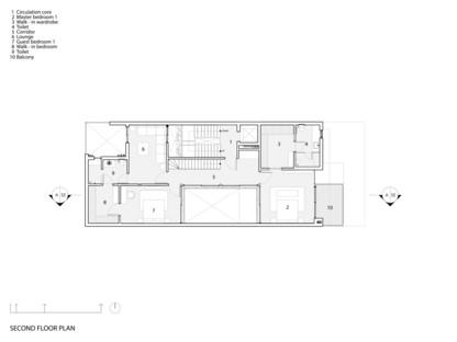 Studio Lotus: Stacked House in New Delhi