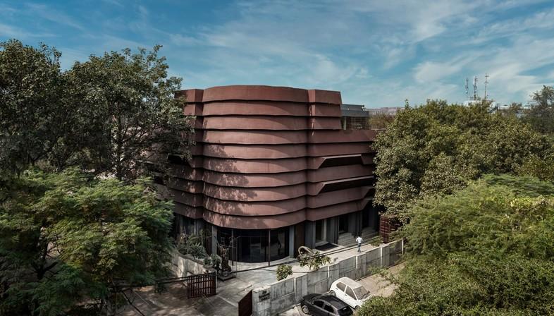 Architecture Discipline: Rug Republic offices, New Delhi