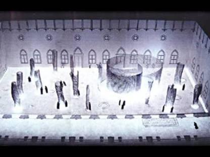 Toyo Ito the architect Exhibition at Palladio's Basilica in Vicenza