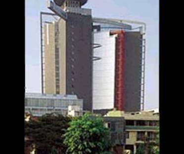 Hans Hollein Interbank Torre, Lima, Peru, 1996-2001