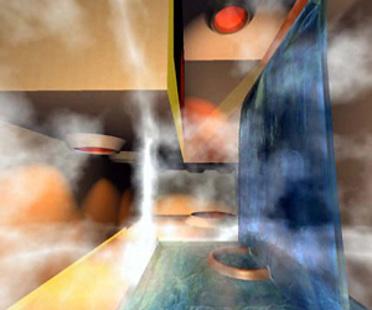 Giorgio Grandi Magma - space for water