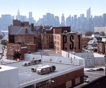 Frederick Fisher<br>P.S. 1 Contemporary Art Center<br> New York