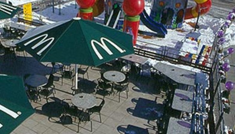 Mcdonald's Irschenberg