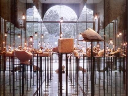 M. Fuksas<br> Il Museo Tuscolano di Frascati.