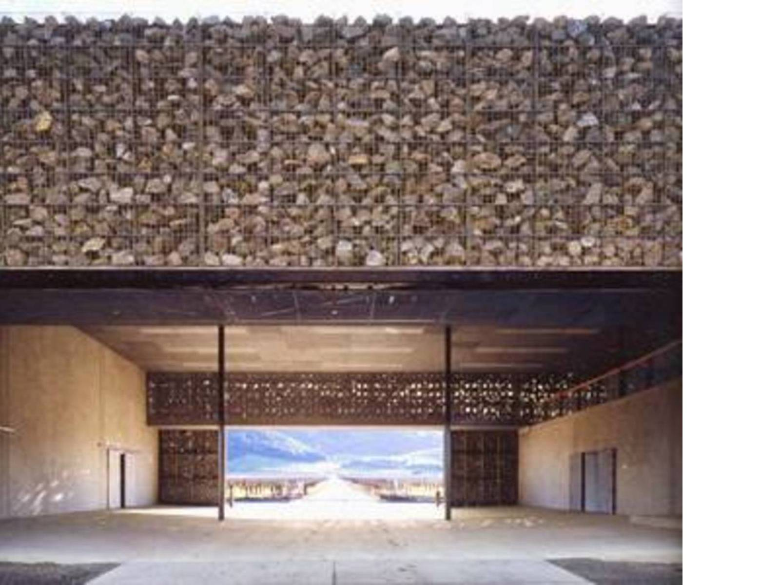 Herzog Amp De Meuron Dominus Winery California Floornature