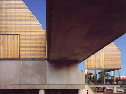 D. Chipperfield, The River & Rowing Museum a Henley-on-Thames.